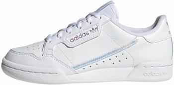 Adidas Continental Vulc Kids cloud white/cloud white/core black