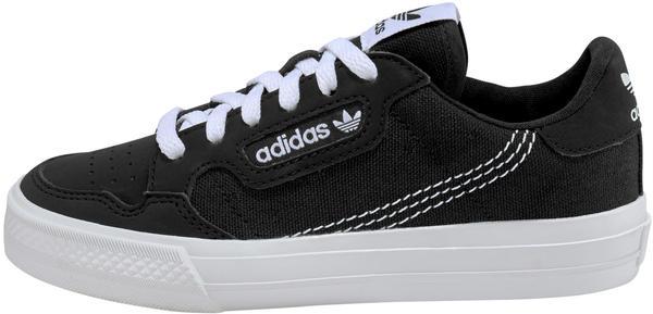 Adidas Continental Vulc Kids core black/cloud white/core black