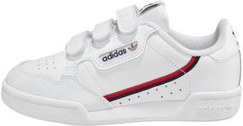 Adidas Continental 80 CF Kids cloud white/cloud white/scarlet