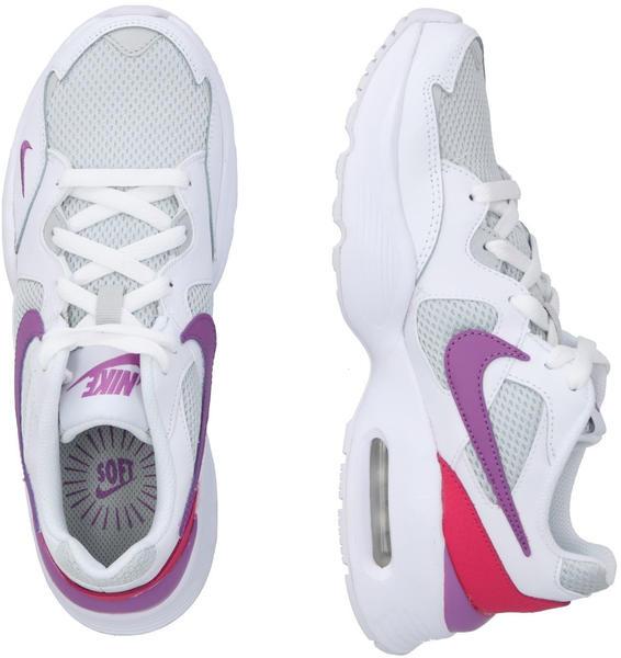 Nike Air Max Fusion Kids white/watermelon/grey fog/purple nebula