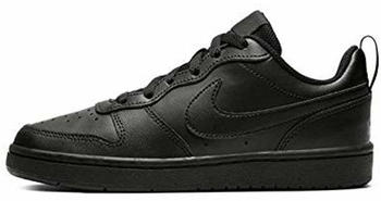 Nike Court Borough Low 2 GS black