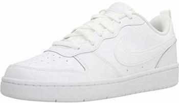 Nike Court Borough Low 2 GS (BQ5448) white/white/white