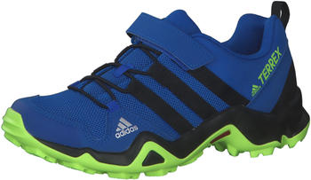 Adidas AX2R K glory blue/core black/signal green