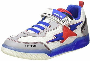 Geox J Inek Blue White Red