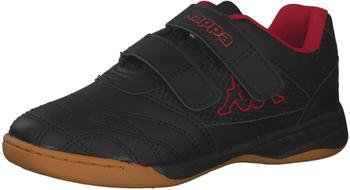 kappa-kinder-sneakers-kick-off-schwarz-260695k-1120