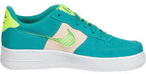 Nike Air Force 1 LV8 GS oracle aqua/washed coral/white/ghost green