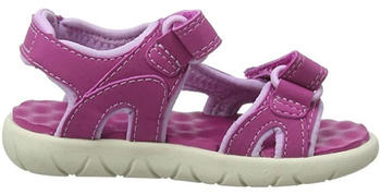 Timberland Toddlers' Perkins Row 2-Strap Sandals Pink