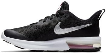 Nike Air Max Sequent 4 Kids black/metallic silver/anthracite