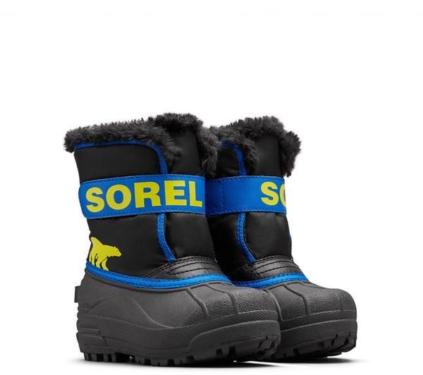Sorel Kids Snow Commander blau/schwarz/rosa (1869562)
