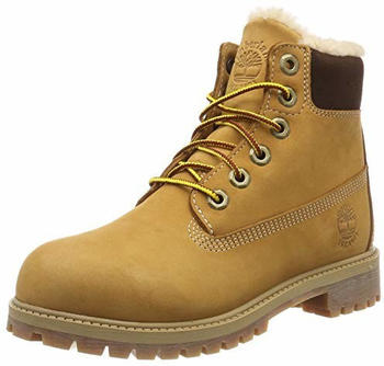 Timberland Premium Waterproof Shearling Lined Stiefel gelb/silber (TB0A17E3)