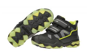 Geox Buller Boy ABX schwarz/gelb (J949WC 0FU54C0802)