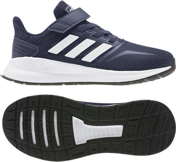 Adidas Runfalcon schwarz/blau/weiß (EG6147)