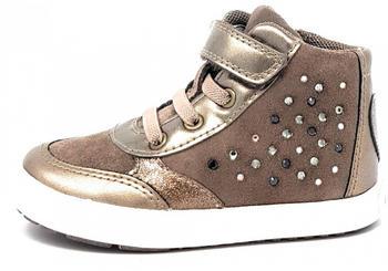 Geox Kinder-Sneakers grau/blau (B84D5B022HI)