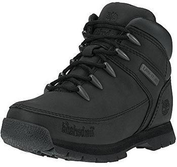 Timberland Kinderstiefel Euro Sprint Chukka Boots schwarz (TB0A13DP)