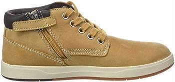 Timberland Kinderstiefel Davis Square Leather Chukka Boots gelb (TB0A1RLT)