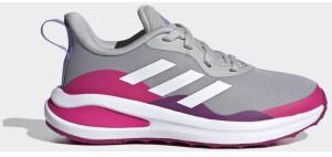Adidas FortaRun Lace Kids grey two/cloud white/shock pink