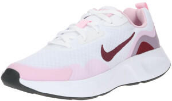 Nike WearAllDay Kids white/dark beetroot/pink foam