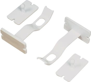 Tigex 2 double security door and drawer stoppers