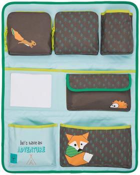 Lässig Wrap to Go Little Tree Fox Rücksitztasche