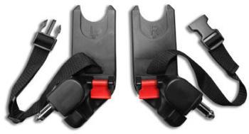 Baby Jogger summit X3 - Autositzadapter für Chicco / Peg Perego