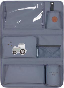 Lässig Autorücksitz Organizer Wrap-to-Go Adventure traktor