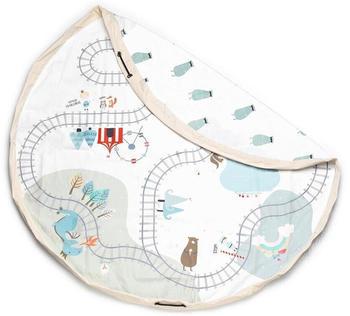 play&go Eisenbahn Ø 140cm