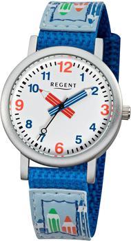 Regent Bundstifte Motivuhr blau (F-731)