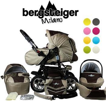 Bergsteiger Milano Coffee & Brown
