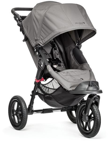 Baby Jogger city elite gray