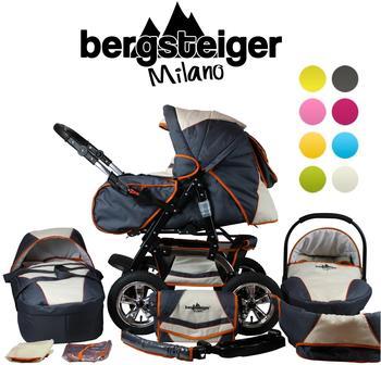 Bergsteiger Milano Beige & Grey