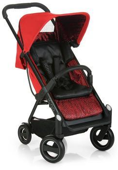 icoo iCoo Sportwagen Acrobat Fishbone red