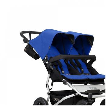 Mountain Buggy Duet Marine (2017)