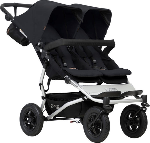 Mountain Buggy Duet Black (2017)