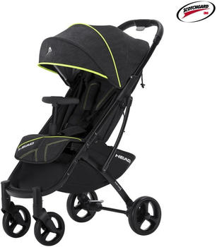 Knorr-Baby HEAD grey green 2018
