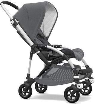 Bugaboo Bee5 Classic Collection 2018 grey melange