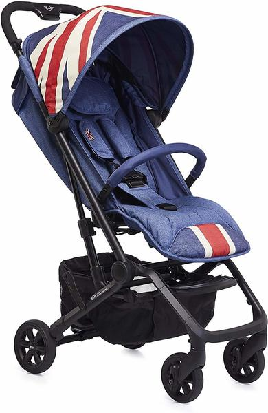 EasyWalker MINI Buggy XS Union Jack Vintage 2018