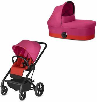 Cybex Gold Kinderwagen Balios S mit Cot S Fancy Pink
