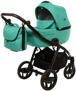 Knorr-Baby Piquetto Uni Smaragd