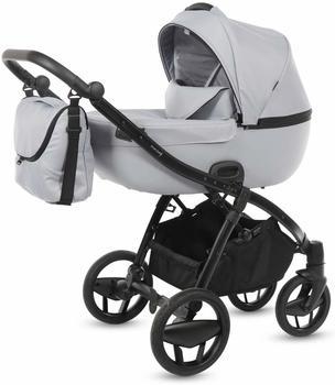 Knorr-Baby Piquetto Uni Grau