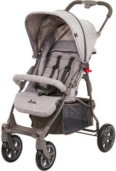ABC-Design ABC Design Treviso 4 woven grey