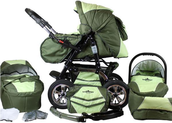 Bergsteiger Milano Dark Green
