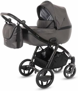 Knorr-Baby Piquetto Uni Onyx