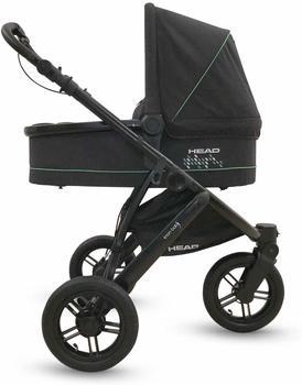 knorr-baby Sport 3 Head darkgrey-green