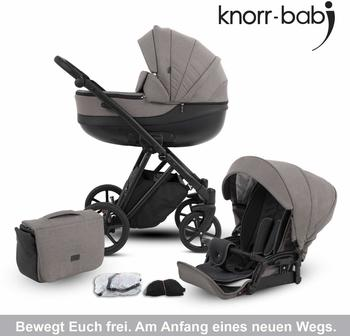 Knorr-Baby YAP Taupe