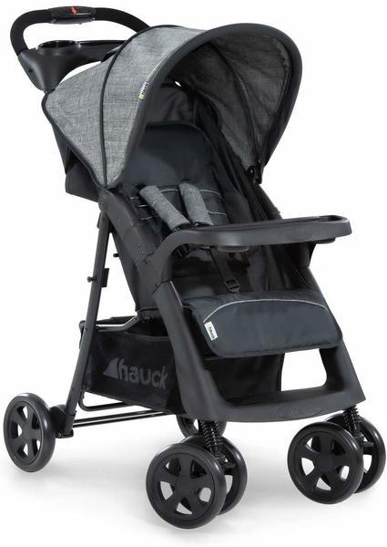 Hauck Shopper Neo II - Melange Beige/Charcoal Grey