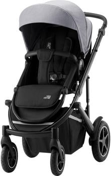 Britax Smile III frost grey/black