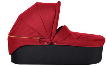 TFK DuoX-Wanne inkl. Adapter tango red