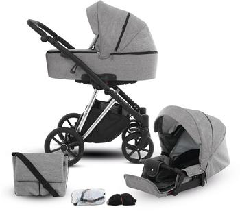 Knorr-Baby Luzon silver edition graphite