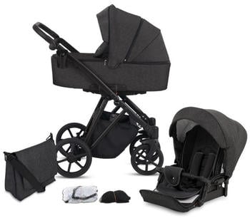 Knorr-Baby Luzon Black Edition schiefer