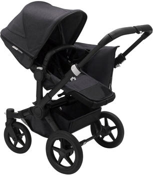 Bugaboo Donkey 3 Duo mineral black/washed black